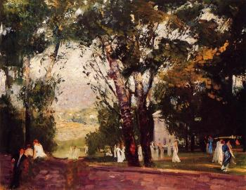 George Bellows : In Virginia