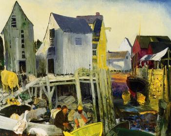 George Bellows : Matinicus