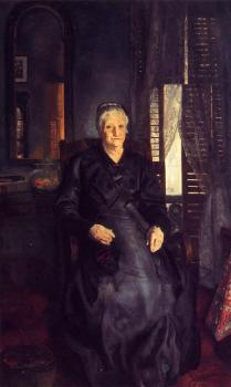 George Bellows : My Mother