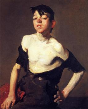 George Bellows : Paddy Flannigan