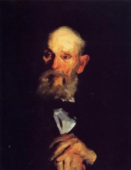 George Bellows : Portrait of My Father