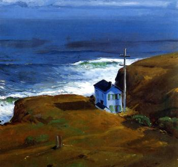 George Bellows : Shore House
