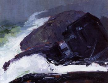 George Bellows : Tang of the Sea