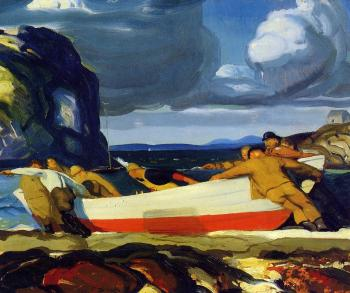 George Bellows : The Big Dory