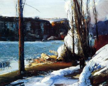 George Bellows : The Palisades