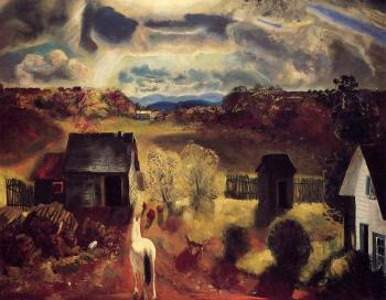 George Bellows : The White Horse