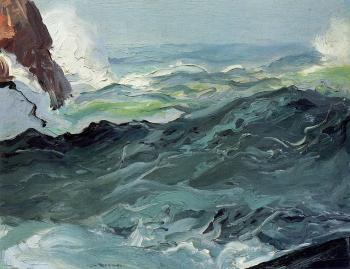 George Bellows : Wave