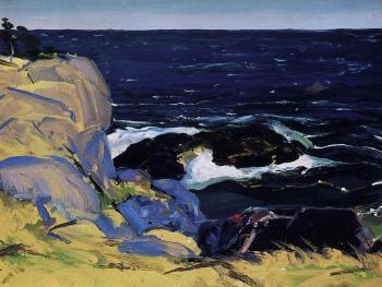 George Bellows : West Wind