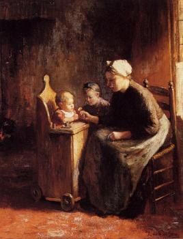 Bernard De Hoog : A Daisy For The Baby