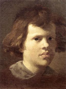 Gian Lorenzo Bernini : Portrait of a Boy