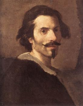 Gian Lorenzo Bernini : Self-Portrait as a Mature Man