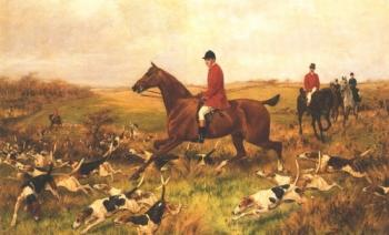 Picking Up The Scent, Foxhunting