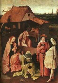 Hieronymus Bosch : Epiphany