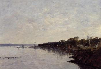 Brest, the Banks of the Harbor