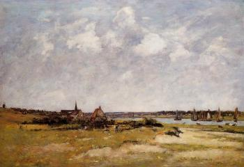 Etaples, La Canache, High Tide