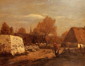 Farm near Quimper