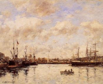 Le Havre, a Basin