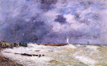 Le Havre, Heavy Winds off of Frascati