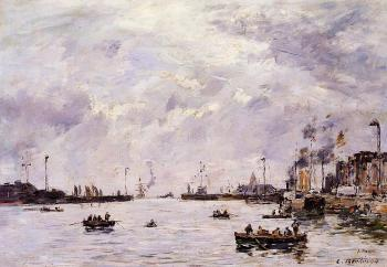Le Havre, the Outer Port II