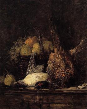 Pheasant, Duck and Fruit