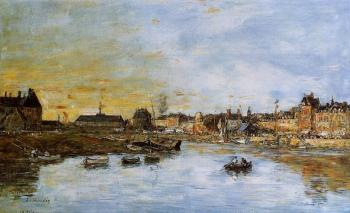 Trouville, the Port II