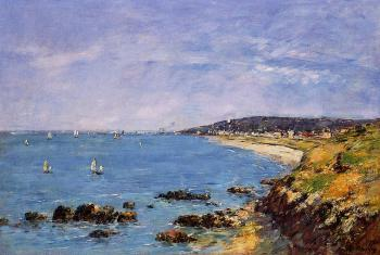 Trouville, View from the Heights