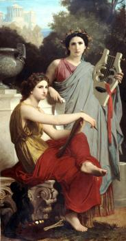 William-Adolphe Bouguereau : Art and Literature