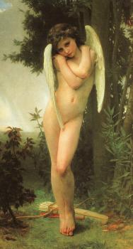 William-Adolphe Bouguereau : Cupidon