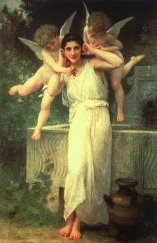 William-Adolphe Bouguereau : Innocence