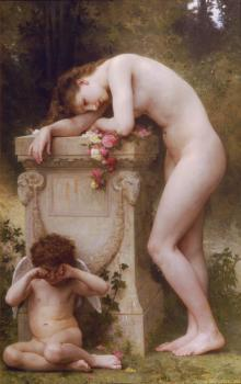 William-Adolphe Bouguereau : Elegy
