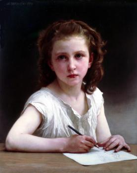 Bouguereau, William-Adolphe - A calling
