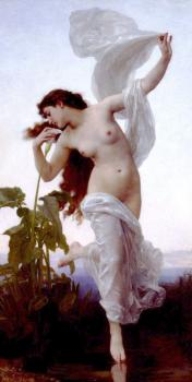 William-Adolphe Bouguereau : Dawn