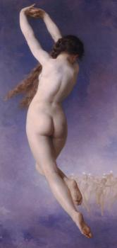William-Adolphe Bouguereau : The Lost Pleiad