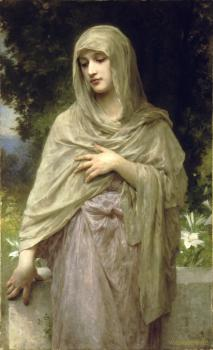 Bouguereau, William-Adolphe - Modestie(Modesty)