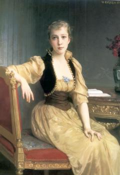 Bouguereau, William-Adolphe - Lady Maxwell