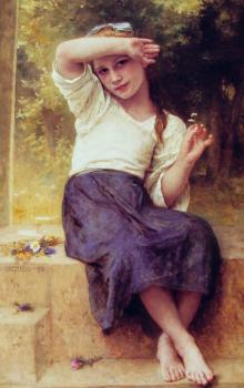 William-Adolphe Bouguereau : Marguerite