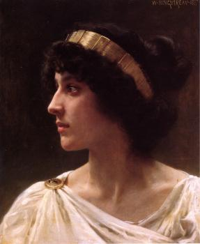 William-Adolphe Bouguereau : Irene