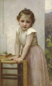 William-Adolphe Bouguereau : Yvonne