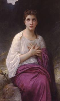 William-Adolphe Bouguereau : Psyche, Psyche