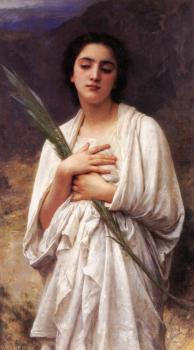 William-Adolphe Bouguereau : La palme, The Palm Leaf