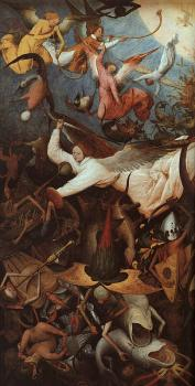 The Fall of the Rebel Angels, detail