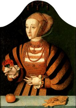 Barthel Bruyn : Anne of Cleves