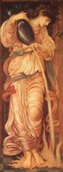 Sir Edward Coley Burne-Jones : Temperantia