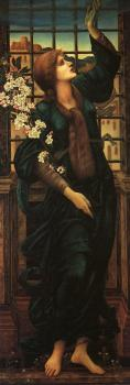 Sir Edward Coley Burne-Jones : Hope
