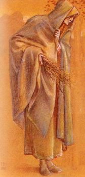Sir Edward Coley Burne-Jones : Melchoir II