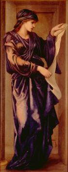 Sir Edward Coley Burne-Jones : Sybil