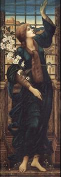 Sir Edward Coley Burne-Jones : Hope II