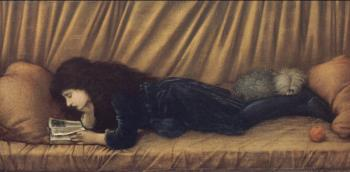 Sir Edward Coley Burne-Jones : Katie Lewis