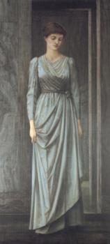 Sir Edward Coley Burne-Jones : Lady Windsor