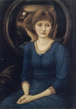 Sir Edward Coley Burne-Jones : Margaret Burne Jones